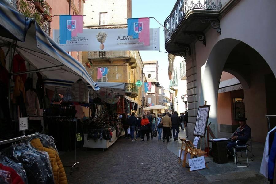 Piemont – oblast Barolo II.