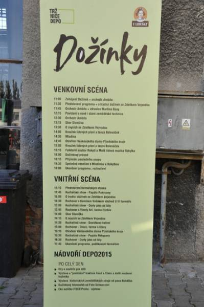 Plzeňské Dožínky 2018