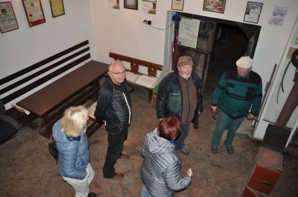 Návštěva v Novosedlech